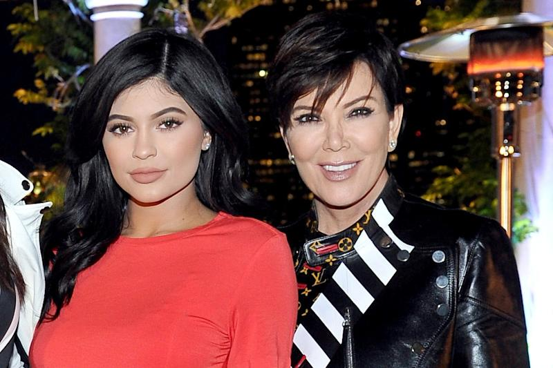 Kris Jenner Says She's to Blame for Kylie Jenner's Cereal-and-Milk Blindspot