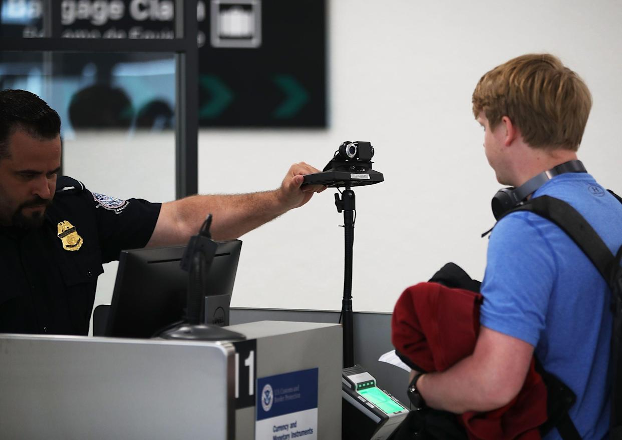 Facial recognition technology is becoming more prevalent in our daily lives, but there are serious concerns about how it's used and where. (Image: Joe Raedle/Getty Images)