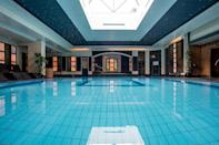 """<p><strong>Current deal: Spa break from £199</strong></p><p><strong>Closed until further notice</strong></p><p>Nestled between the New Forest and the Solent, <a href=""""https://go.redirectingat.com?id=127X1599956&url=https%3A%2F%2Fwww.spabreaks.com%2Fvenues%2Fcareys-manor-hotel-and-senspa&sref=https%3A%2F%2Fwww.womenshealthmag.com%2Fuk%2Ffitness%2Ffitness-holidays%2Fg31282174%2Fbest-spas-in-uk%2F"""" rel=""""nofollow noopener"""" target=""""_blank"""" data-ylk=""""slk:Careys Manor & SenSpa"""" class=""""link rapid-noclick-resp"""">Careys Manor & SenSpa</a> is just the spot for a pampered getaway in the countryside. Its terrific SenSpa is a world-class Thai spa focusing on holistic wellness and offers a wealth of treatments, from full body massages to nourishing hair treatments. </p><p>Don't miss relaxing in the Laconicum heat room and taking a dip in the swimming pool. You can even enjoy lunch at the spa's own Thai restaurant, The Zen Garden. </p><p><a class=""""link rapid-noclick-resp"""" href=""""https://go.redirectingat.com?id=127X1599956&url=https%3A%2F%2Fwww.spabreaks.com%2Fvenues%2Fcareys-manor-hotel-and-senspa&sref=https%3A%2F%2Fwww.womenshealthmag.com%2Fuk%2Ffitness%2Ffitness-holidays%2Fg31282174%2Fbest-spas-in-uk%2F"""" rel=""""nofollow noopener"""" target=""""_blank"""" data-ylk=""""slk:FIND OUT MORE"""">FIND OUT MORE</a></p>"""