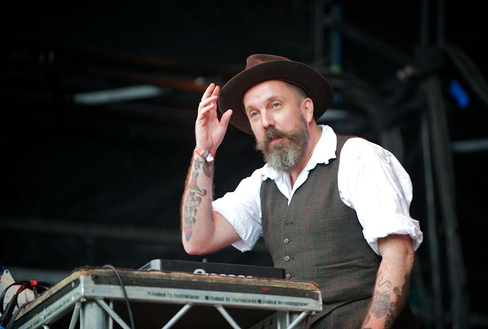 "<p>""Andrew was a longtime friend, collaborator and one of most talented persons I've known. Also one of the nicest. Genius is an overworked term but I'm struggling to think of anything else that defines him."" – Irvine Welsh</p><p>""Shocked and saddened to hear that cosmic traveller Andrew Weatherall has left the building. Always a pleasure to meet up with him and share good times. Rest well mate."" – Tim Burgess</p>"