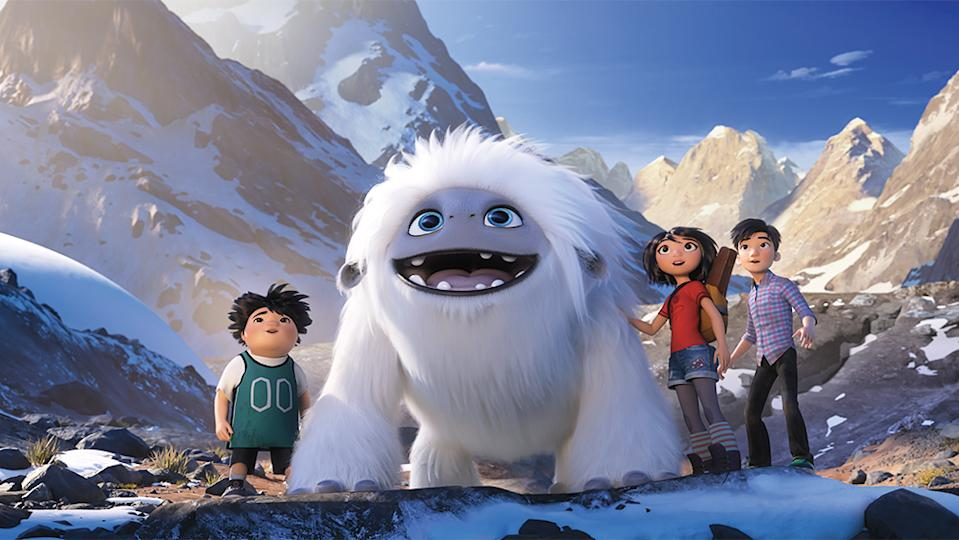 Abominable (Credit: DreamWorks Animation)