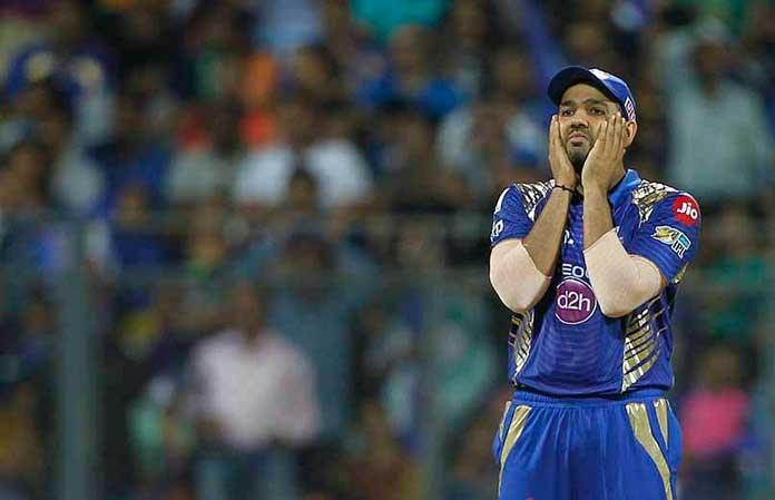 IPL 10: Mumbai Indians skipper Rohit Sharma fined for confronting umpire