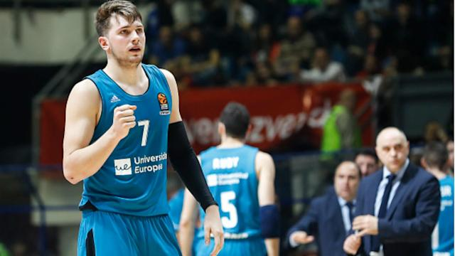 The 19-year-old guard recently won the Euroleague MVP.