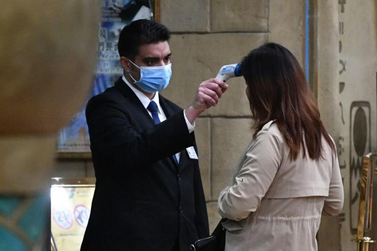 The coronavirus is spreading just as travellers set off for the Lunar New Year holiday