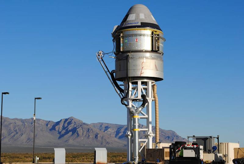 Boeing Successfully Tests Safety Launch Pad Abort System for Starliner Spacecraft