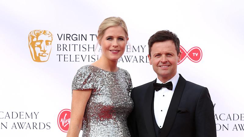 <p>One half of TV duo Ant and Dec has become a dad for the first time.</p>
