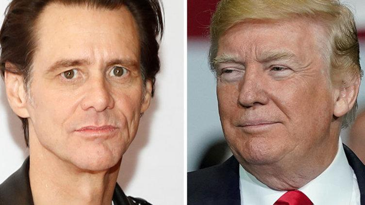 Jim Carrey Savages Donald Trump's 'Space Force' In New Art: 'To Stupidity And Beyond'