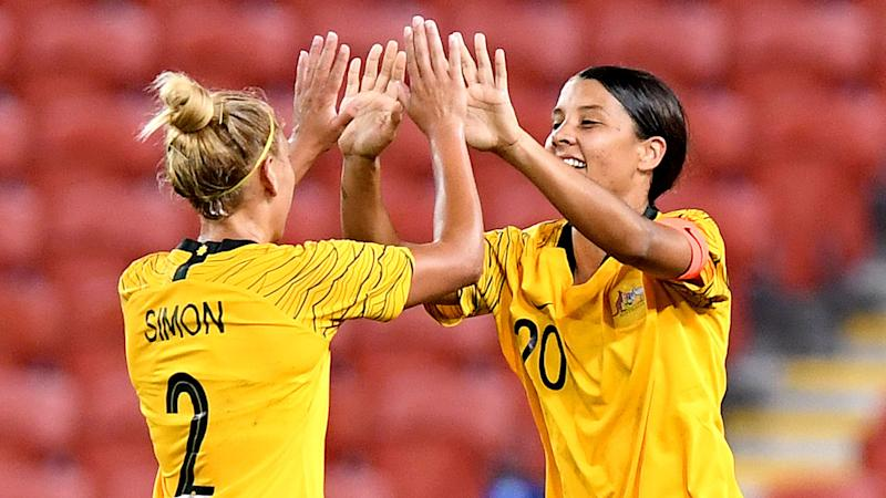 The Matildas are set to earn the same as the Socceroos in a landmark new deal.