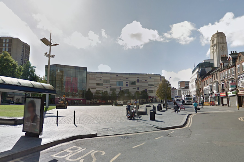 Luton: The stabbing happened in front of shocked shoppers in the Mall