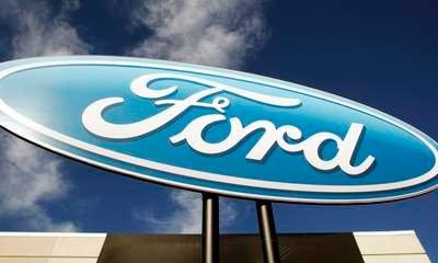 Ford Profit Drops 39% In First Quarter