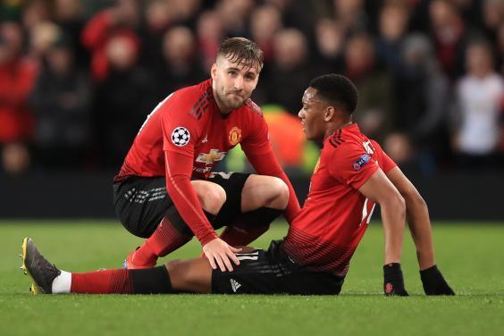 Martial's injury forced a re-think from Solskjaer (Getty Images)