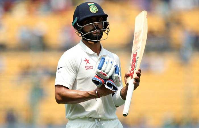 Bengaluru Test: India reel at 122/4 at tea on Day 3