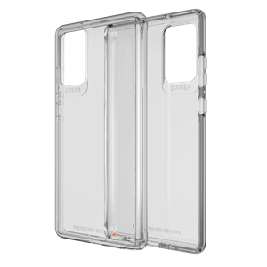 The Gear4 Crystal Palace is an ultra-protective transparent case with 13-foot drop protection and an anti-yellowing clear design with dye-transfer resistance.