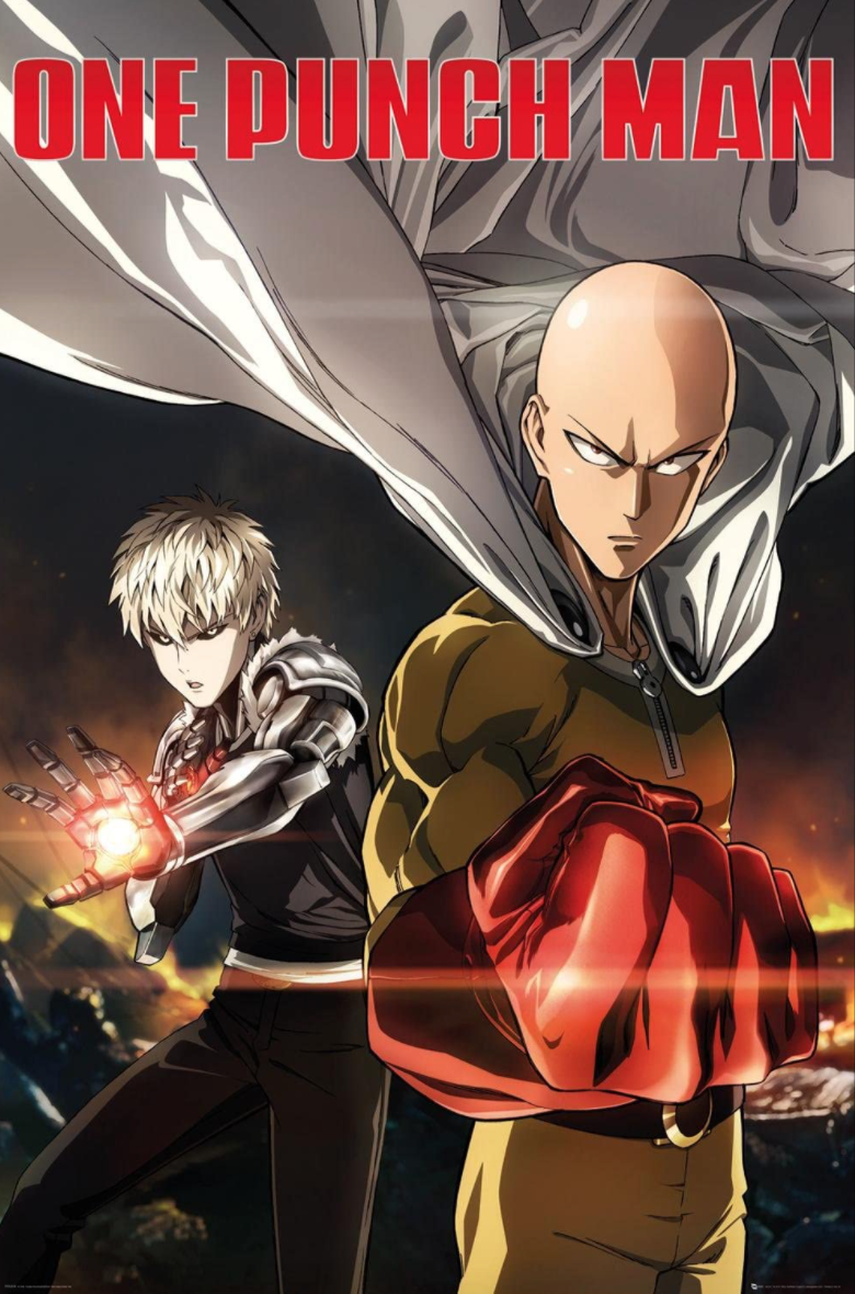 <p>While you may want to do your satirical due diligence and watch other anime first—<em>One Punch</em> primarily makes fun of its own genre—the series still stands alone. It subverts power-up anime by granting its hero literally all the power. His struggles then become more ... mundane. </p>