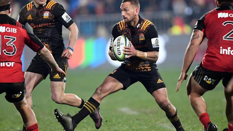 SUPER RUGBY CRUSADERS CHIEFS