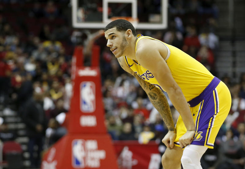 While he's played nearly his entire basketball career in Southern California, Lonzo Ball is excited to get started in New Orleans — and more than ready to team up with Zion Williamson.