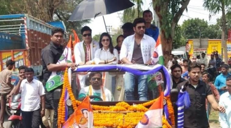 Ferdous Ahmed, Ferdous Ahmed tmc, Ferdous Ahmed bangaldeshi actor, Ferdous Ahmed actor, Lok Sabha elections 2019, West bengal elections, Election commission, TMC, mamata banerjee, election news, elections 2019, lok sabha elections 2019
