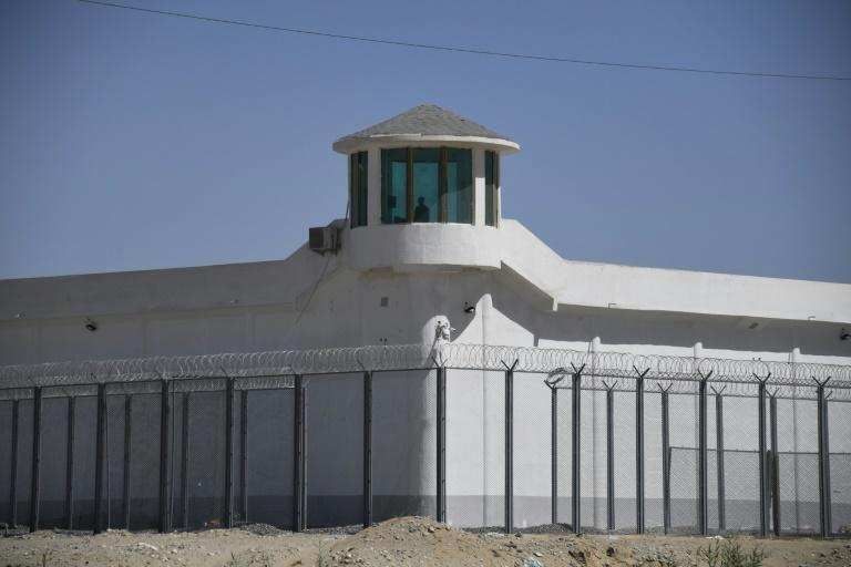 Rights groups believe at least one million people are incarcerated in camps in Xinjiang