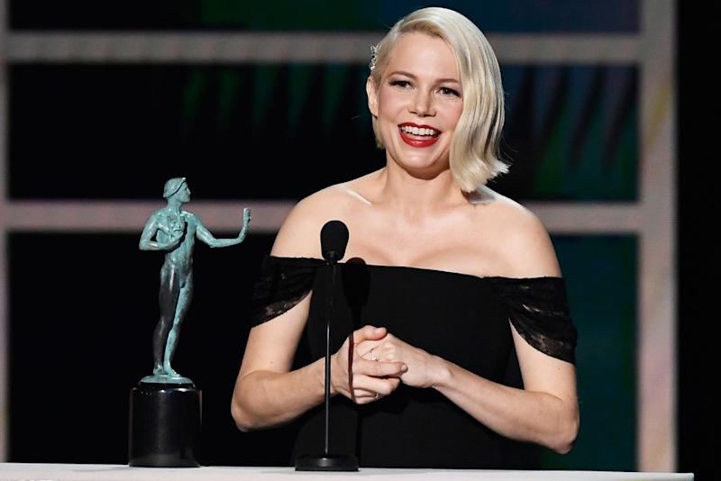 Michelle Williams | Kevork Djansezian/Getty