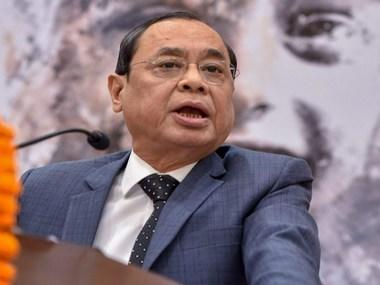 CJI Ranjan Gogoi says delivering Ayodhya verdict in four weeks will be 'miraculous', reiterates 18 Oct deadline to Hindu, Muslim parties
