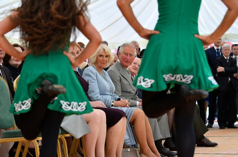 Camilla, Duchess of Cornwall, and Prince Charles | Getty