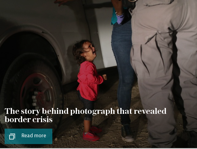 The story behind photograph that revealed a scandal