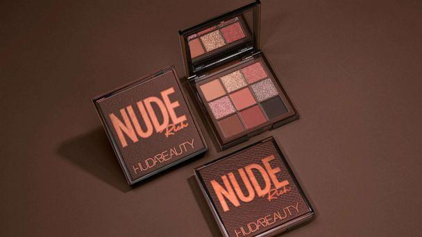 PHOTO: Huda Beauty launches new limited-edition Nude Obsessions Eyeshadow Palettes. (Huda Beauty)