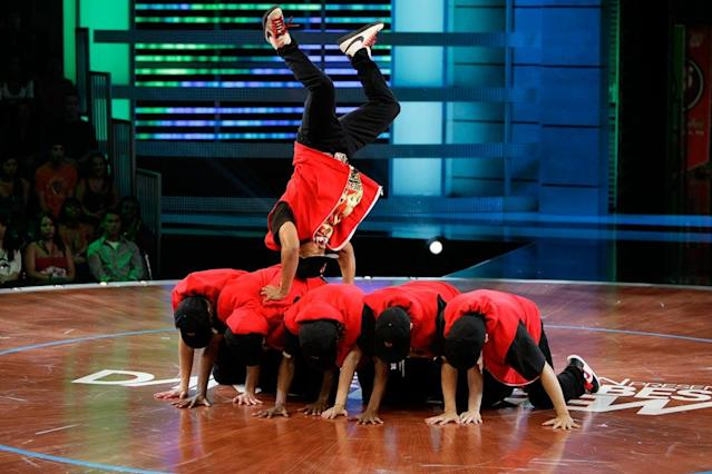 TV What Do You Think Made Guys Stand Out From The Rest ABDC Season 2 Eliminations