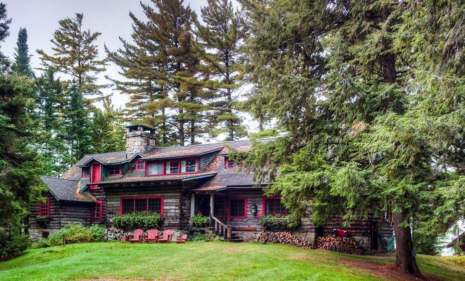 """<p>""""I'm dreaming of a summer road trip to the Adirondacks and a weekend at the historic lakeside 'great camp', <a href=""""https://thepointresort.com/"""" rel=""""nofollow noopener"""" target=""""_blank"""" data-ylk=""""slk:the Point"""" class=""""link rapid-noclick-resp"""">the Point</a>,"""" says Dayle Wood, VERANDA style & market editor. """"Exploring the rugged mountains and taking a dip in Saranac Lake will be the perfect antidote to weeks spent cooped up inside.""""</p>"""