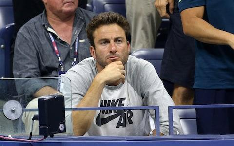 <span>Justin Gimelstob is on the ATP board</span> <span>Credit: getty images </span>