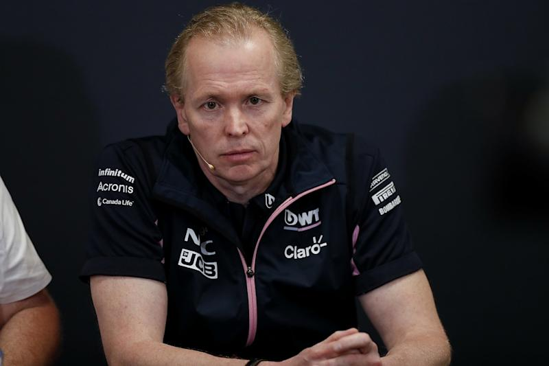Aston Martin won't become 'monster' F1 team