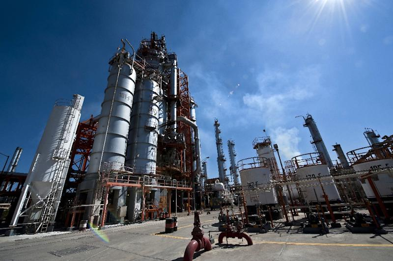 Pemex' coffers have been emptied by the collapse of global oil prices
