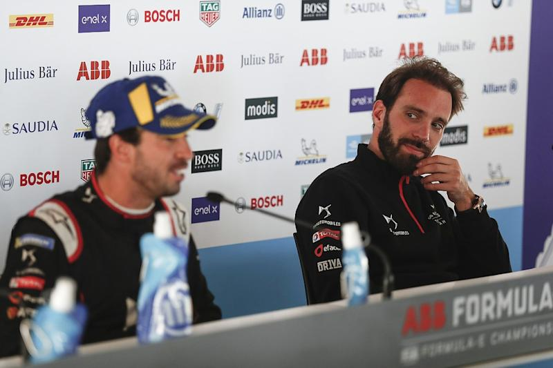 Da Costa: Locked Formula E contract delayed quali form