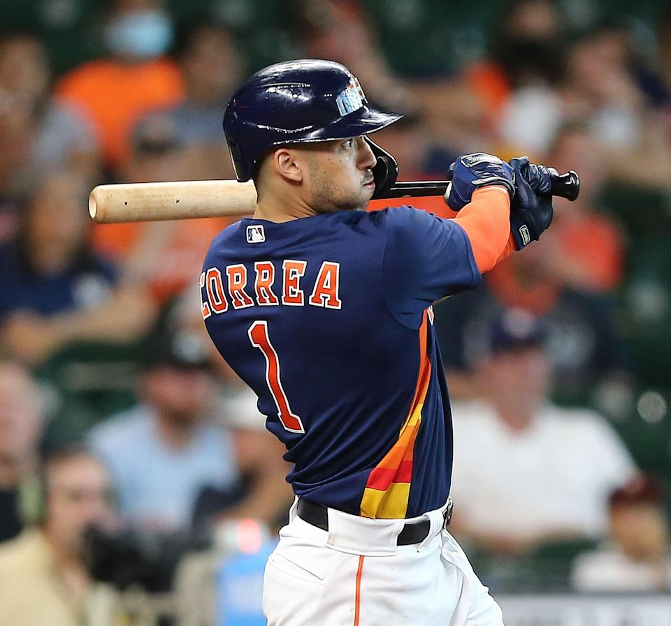Carlos Correa has a lifetime .835 OPS at Comerica Park, but that's also off Tigers pitching. Just saying.