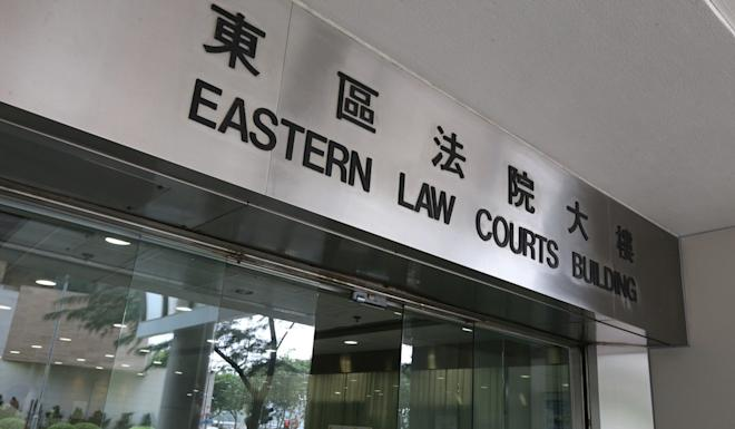 The case is being heard at the Eastern Court. Photo: SCMP