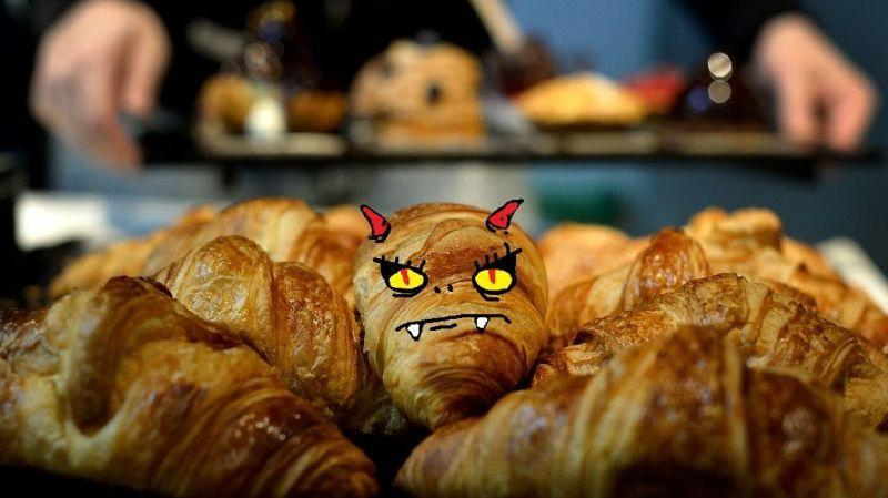 An approximation of the bready scourge of Krakow.
