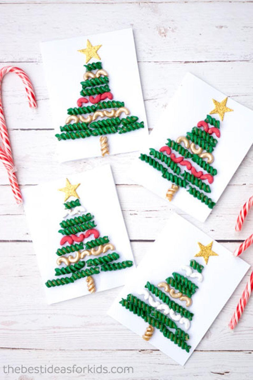 "<p><span class=""redactor-invisible-space"">Your little noodle will love designing their very own tree this Christmas.</span></p><p><strong>Get the tutorial at <a href=""https://www.thebestideasforkids.com/christmas-tree-pasta-macaroni-craft/?utm_medium=social&utm_source=pinterest&utm_campaign=tailwind_tribes&utm_content=tribes"" rel=""nofollow noopener"" target=""_blank"" data-ylk=""slk:The Best Ideas For Kids"" class=""link rapid-noclick-resp"">The Best Ideas For Kids</a>.</strong></p>"
