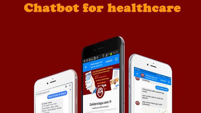 Indonesian medtech startup DokterSiaga launches hospital directory chatbot