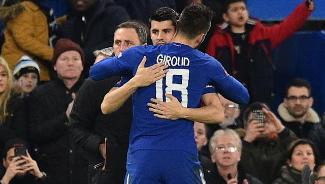<p>If you're going to splash out £60m on a record-transfer star striker, giving him game time is usually a sensible move.</p> <br><p>While Álvaro Morata has had his struggles with injuries this season, he's more than ready to reclaim his place leading the line for the Blues. His link-up play with Azpilicueta has caused some real chaos at times, and Chelsea need to get that combination firing again.</p> <br><p>The west Londoners have two fine strikers in the shape of Morata and January signing Olivier Girioud, and need to have them playing regularly to provide some much-needed power upfront.</p>