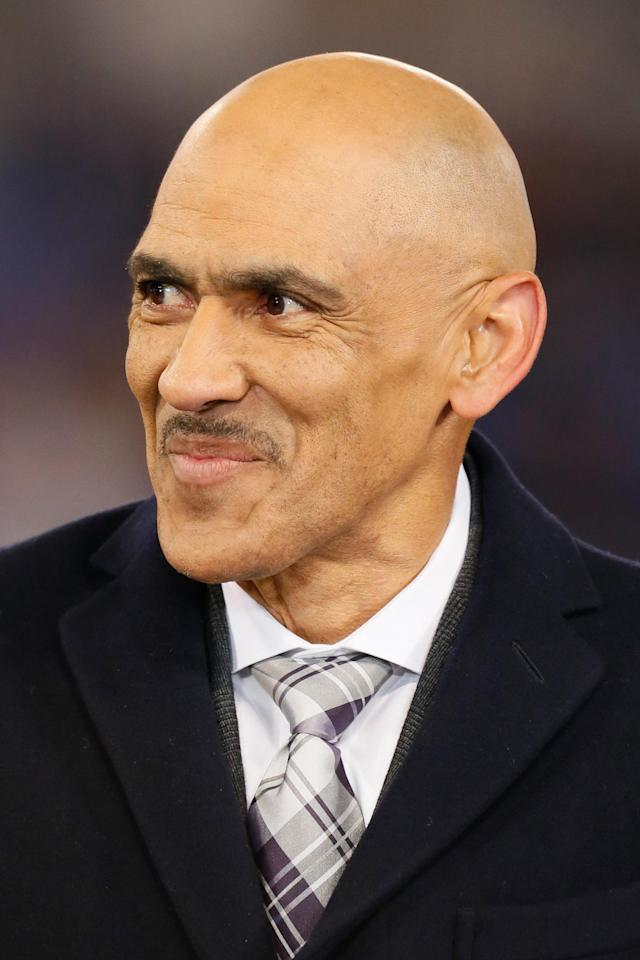 Phil Simms, Tony Dungy unlikely to use 'Redskins' during broadcasts