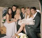 """<p>Long before <em>Friends</em> fans got their long-awaited reunion on <a href=""""https://www.popularmechanics.com/technology/apps/a29539668/hbo-max-not-working-error-crash/"""" rel=""""nofollow noopener"""" target=""""_blank"""" data-ylk=""""slk:HBO Max"""" class=""""link rapid-noclick-resp"""">HBO Max</a>, rumors spread all over the internet about a potential new season of the show. The most believable hoax surfaced in 2017, when a Facebook post (supposedly from David Schwimmer, A.K.A. Ross) made the rounds announcing that the cast was reuniting to shoot a new season. Eagle-eyed fans noticed that the Facebook account was newly created and spelled Schwimmer's name wrong. Oops.<br></p>"""