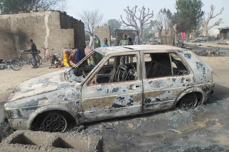 86 Dead as Boko Haram Burns Children Alive in Nigeria