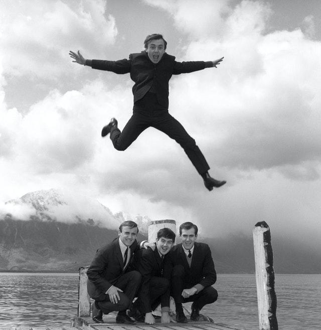Music – Gerry and the Pacemakers – Montreux – 1964