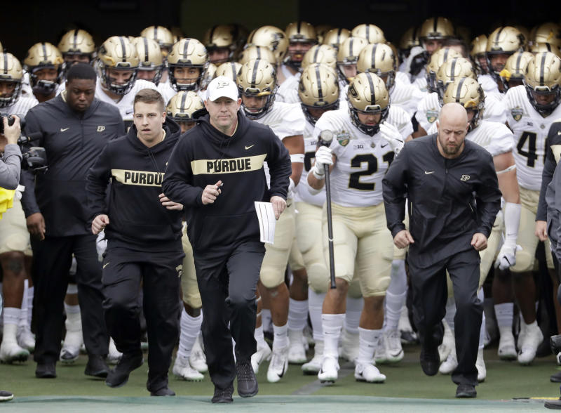 All-America Watch: Moore chasing bigger goals at Purdue