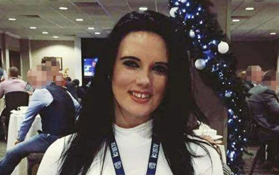 John Broadhurst has admitted manslaughter with gross negligence over the death of his girlfriend Natalie Connolly (pictured) in December 2016 following a drink and drug fuelled 'rough sex' session.