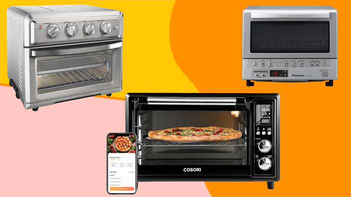 These top-rated toaster ovens just dropped prices for Amazon Prime Day 2021.