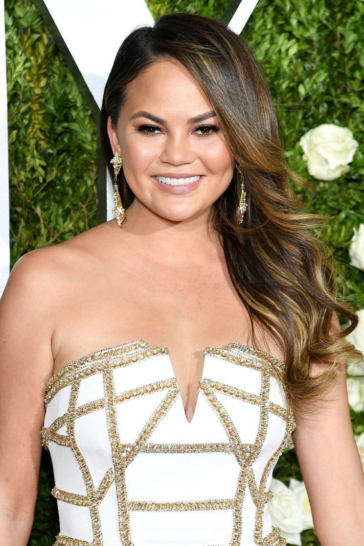 Chrissy Teigen has frozen embryos — and her bill is due. (Photo: Dimitrios Kambouris/Getty Images)