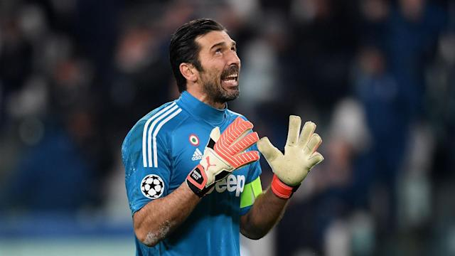 Mario Basler says it is time Gianluigi Buffon retired after a disappointing display in Juventus' 2-2 draw with Tottenham.