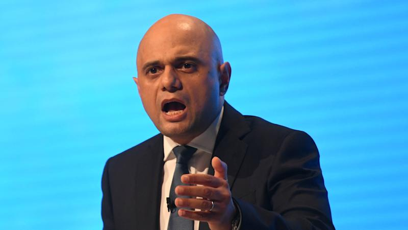 Javid refuses to criticise Johnson for comments on Muslim women