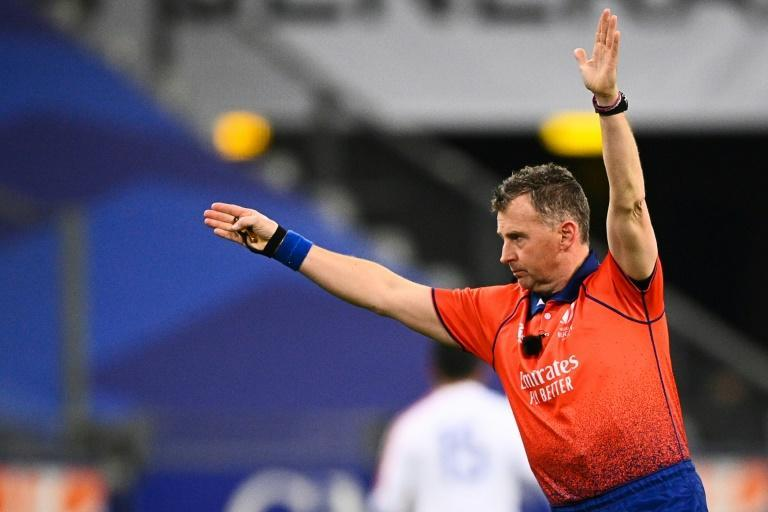Nigel Owens has retired from Test rugby after refereeing 100 matches